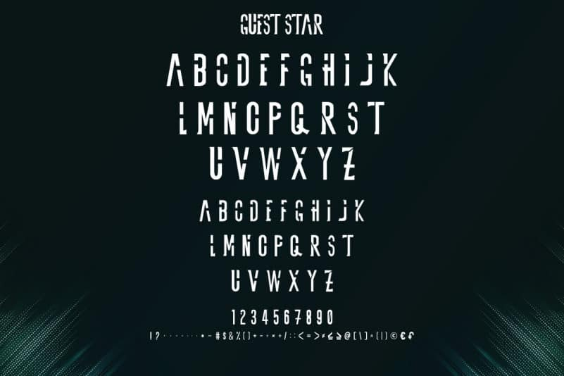 Guest Star Demo Outline