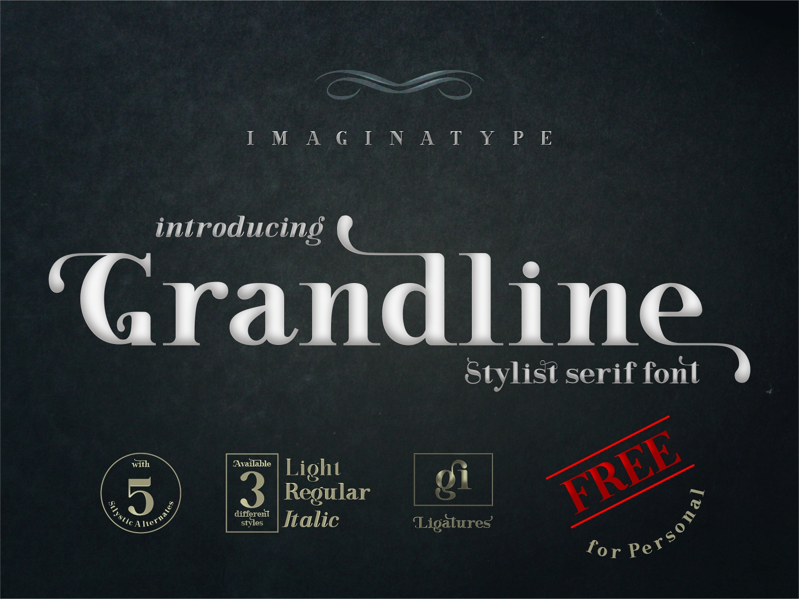 Grandline free for personal