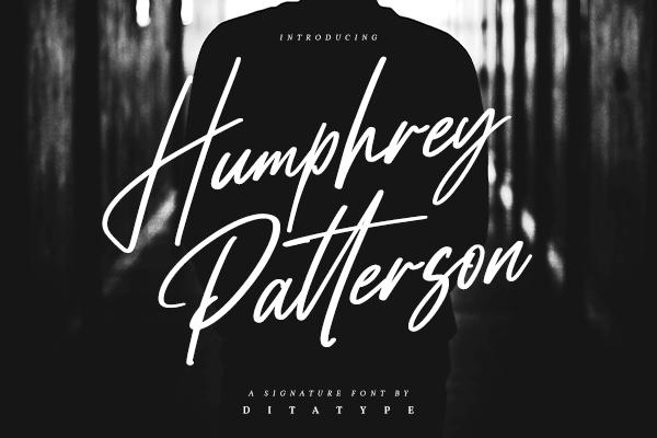 Humphrey Patterson Personal Use