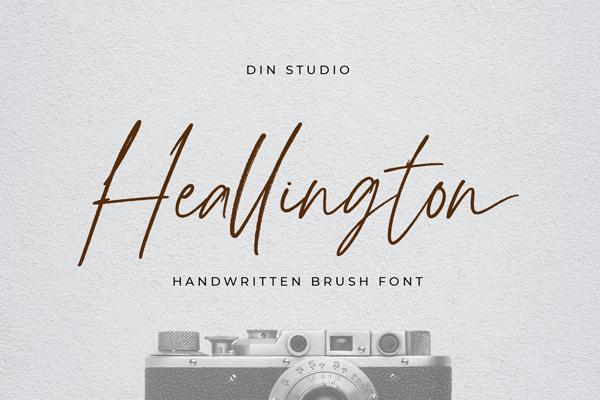 Heallington Personal Use