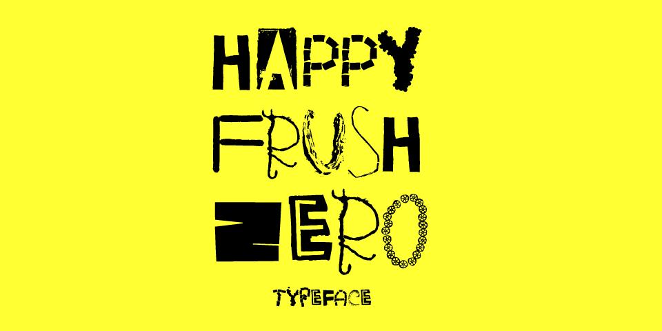 HappyFrushZero