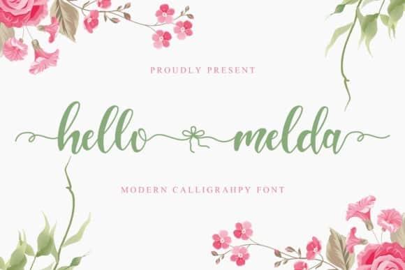 Hello Melda