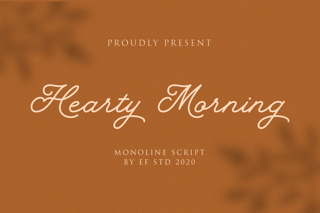 Hearty Morning - Personal Use