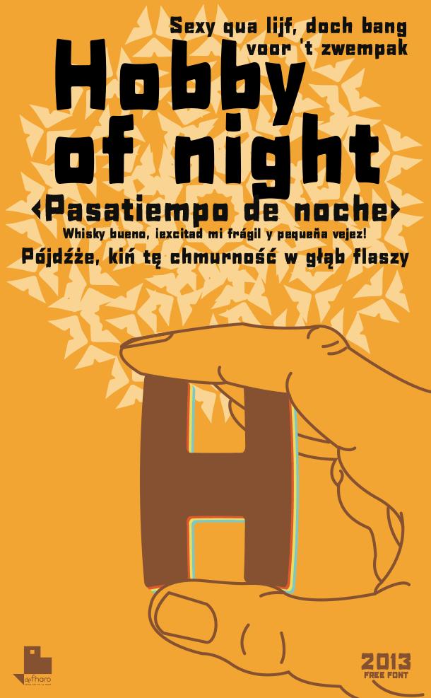 H0bby of night