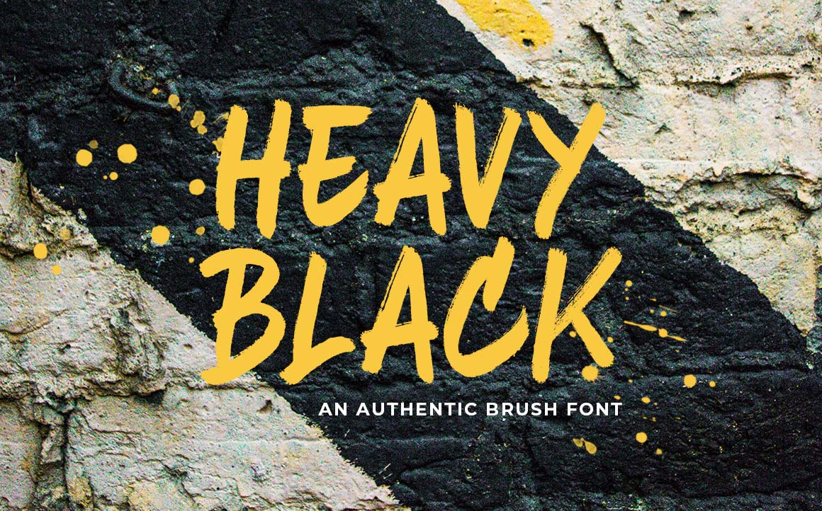 Heavy Black