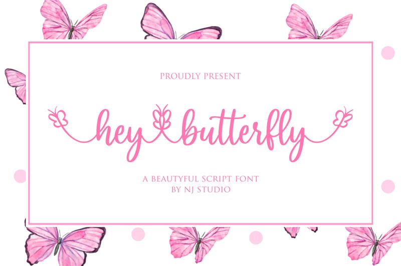 hey butterfly