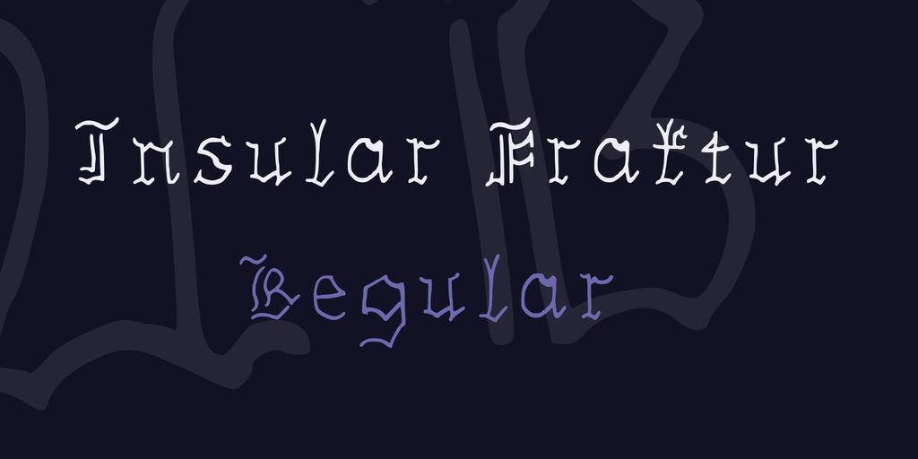 Insular Fraktur