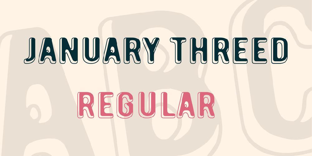 January Threed