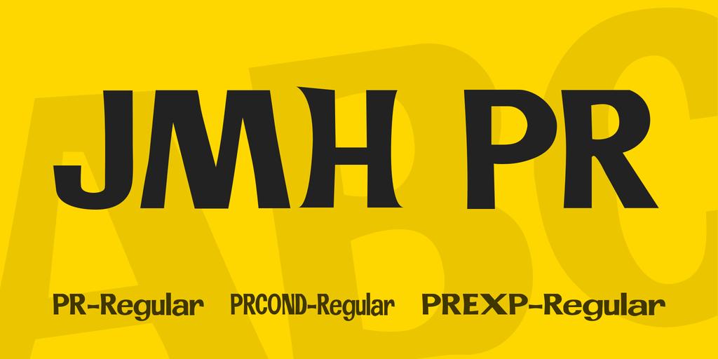 JMH PR