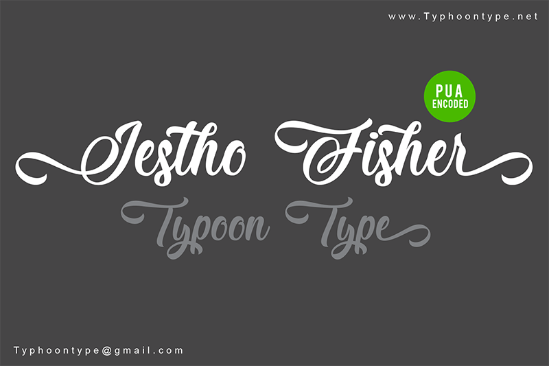 Jestho Fisher - Personal Use