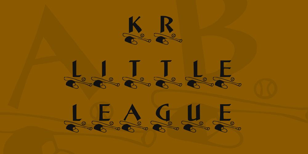 KR Little League