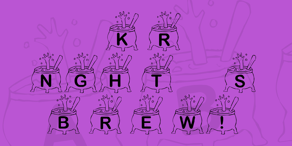 KR Nght's Brew!