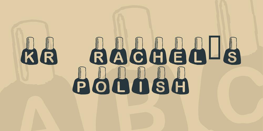 KR Rachel's Polish