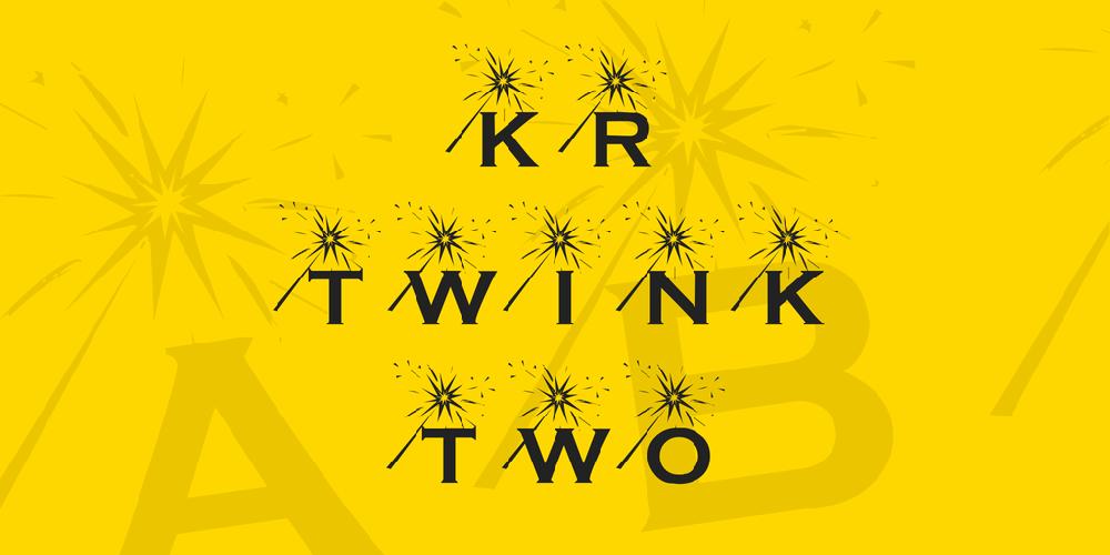 KR Twink Two