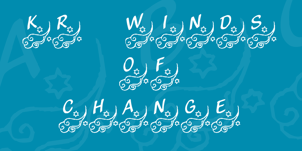 KR Winds Of Change