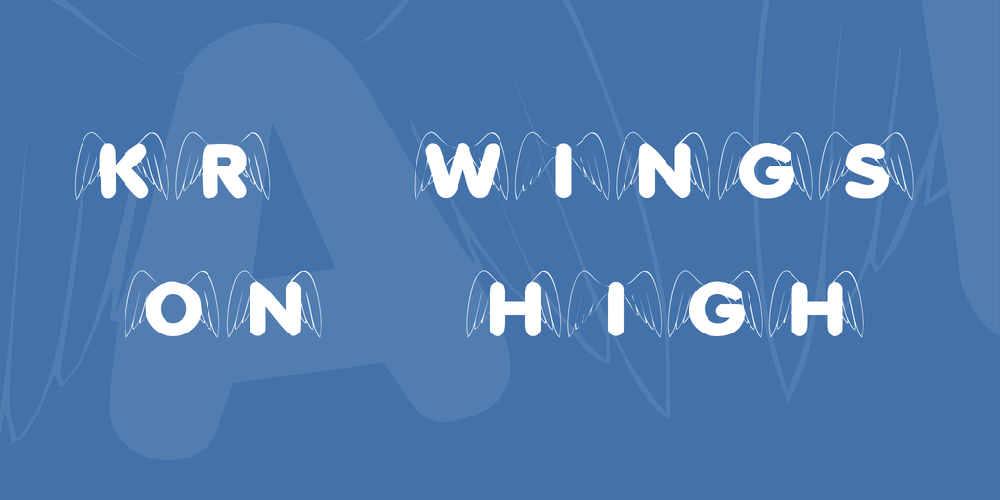 KR Wings On High