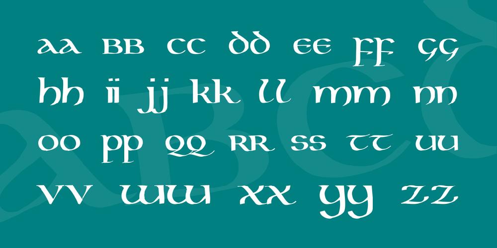 Kells Uncial