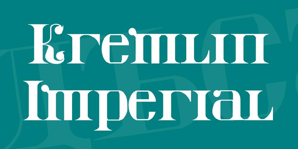 Kremlin Imperial