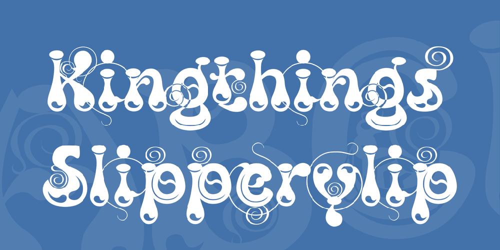 Kingthings Slipperylip