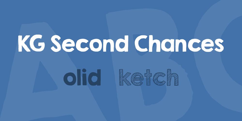 KG Second Chances