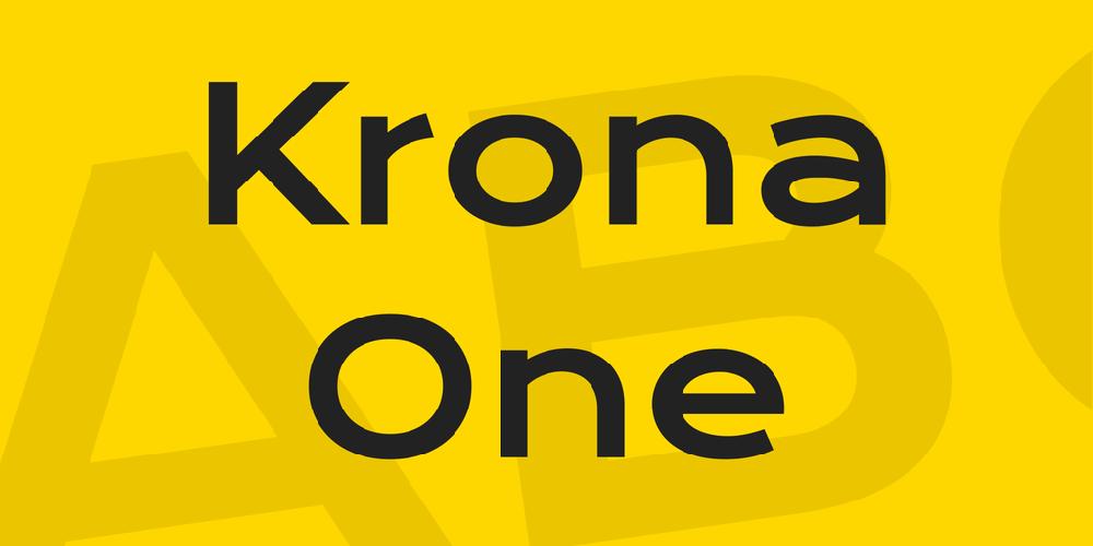 Krona One