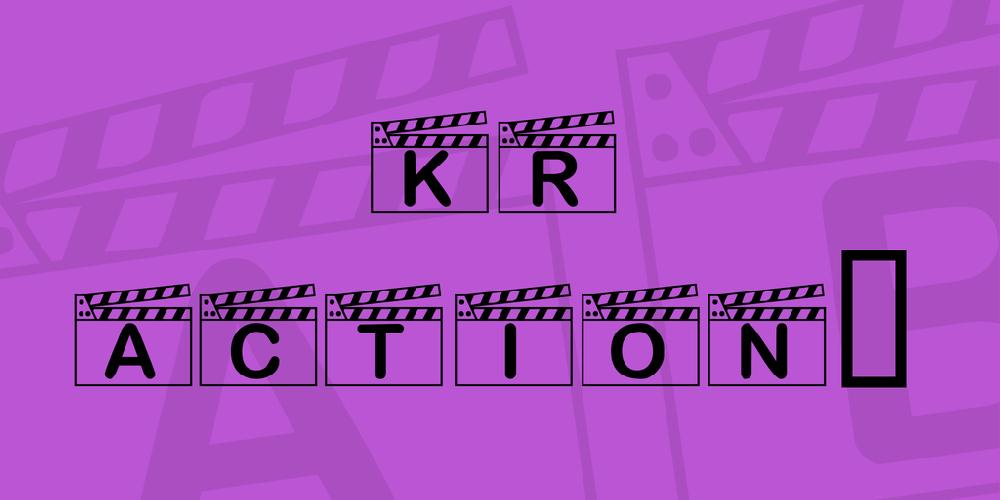 KR Action!
