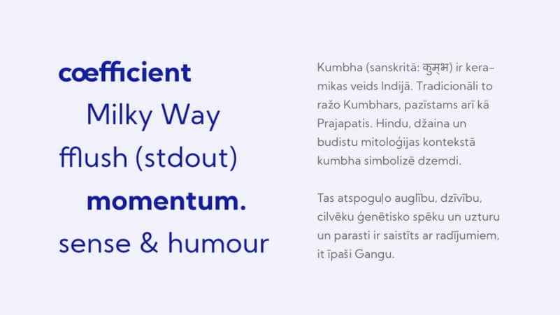 Kumbh Sans