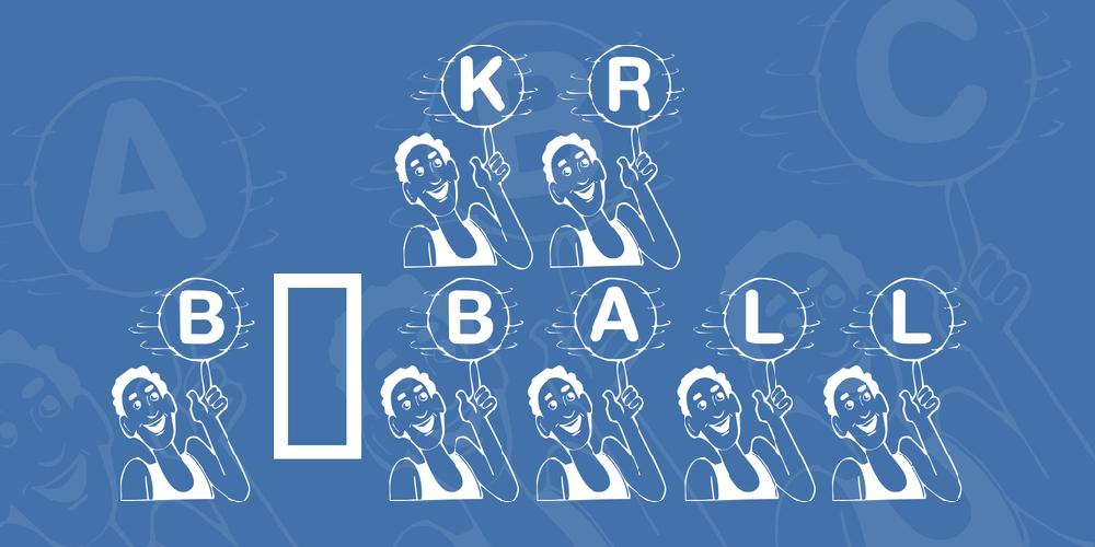 KR B'ball
