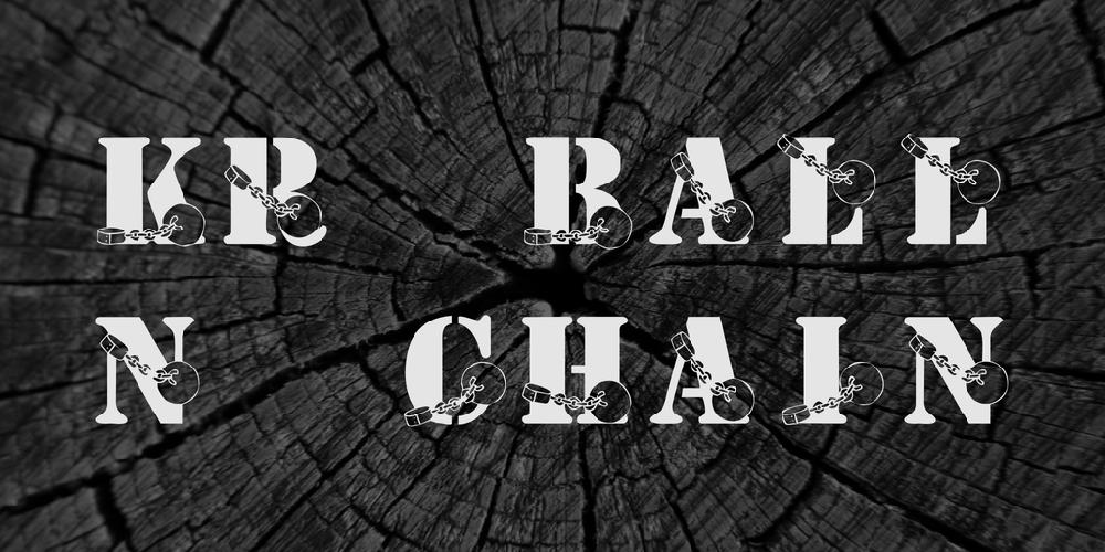 KR Ball N Chain