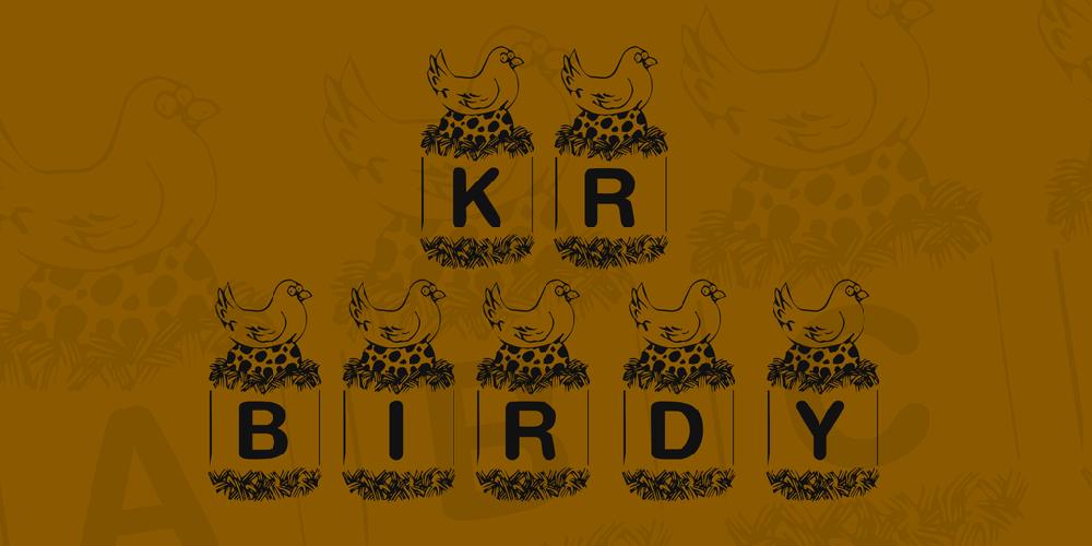 KR Birdy