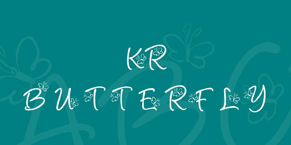 KR Butterfly