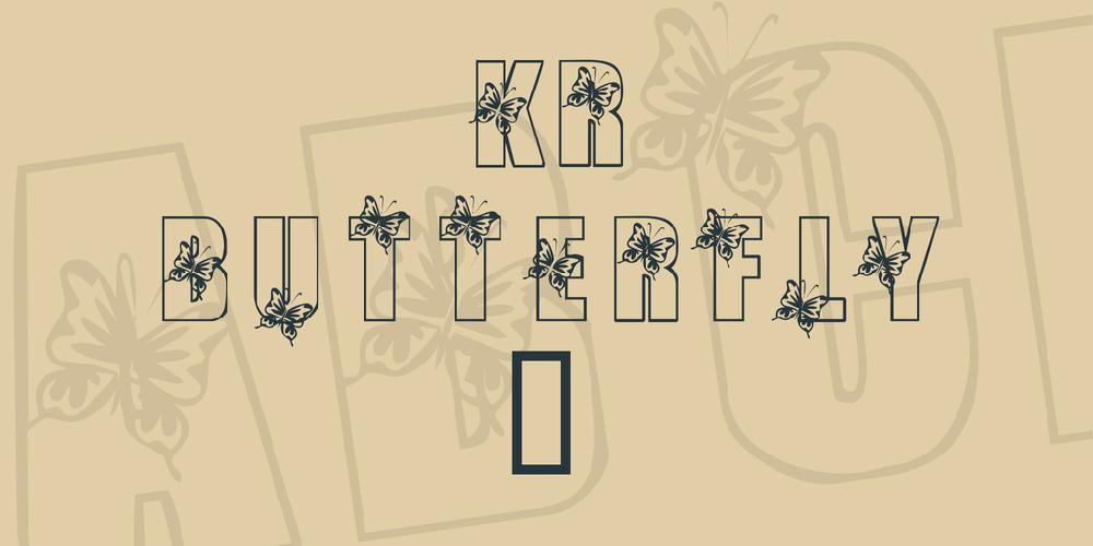KR Butterfly 3