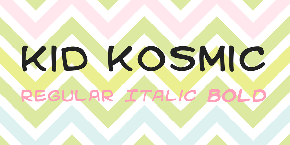 Kid Kosmic