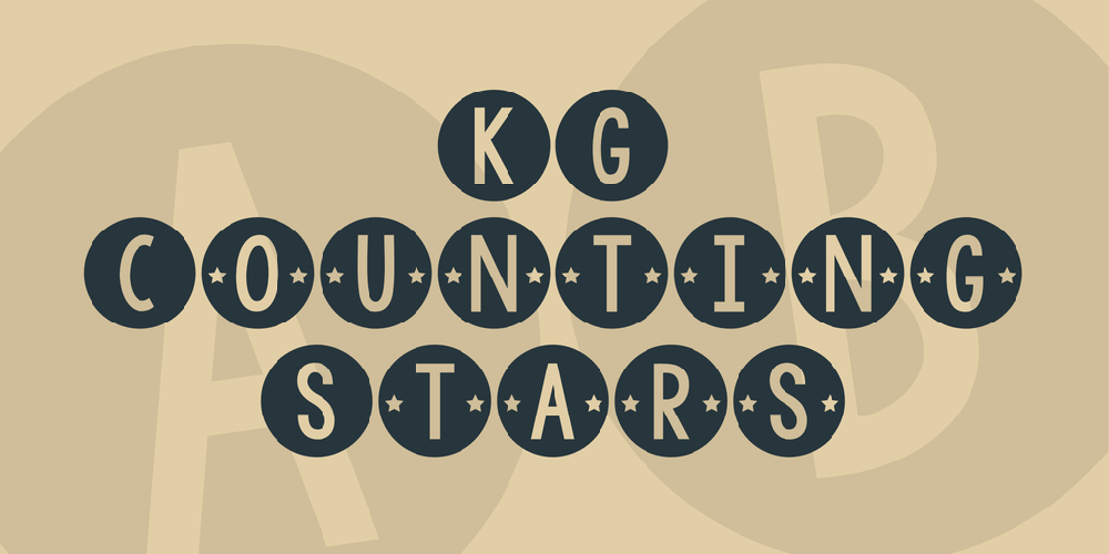 KG Counting Stars