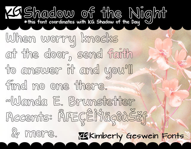 KG Shadow of the Night