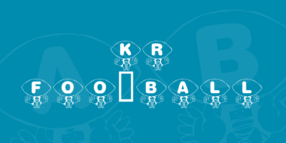 KR Foo'ball