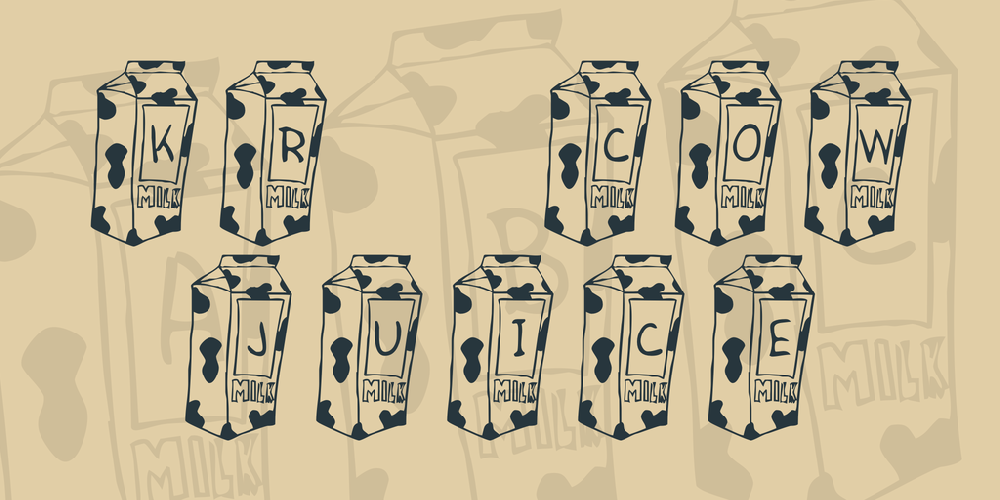 KR Cow Juice