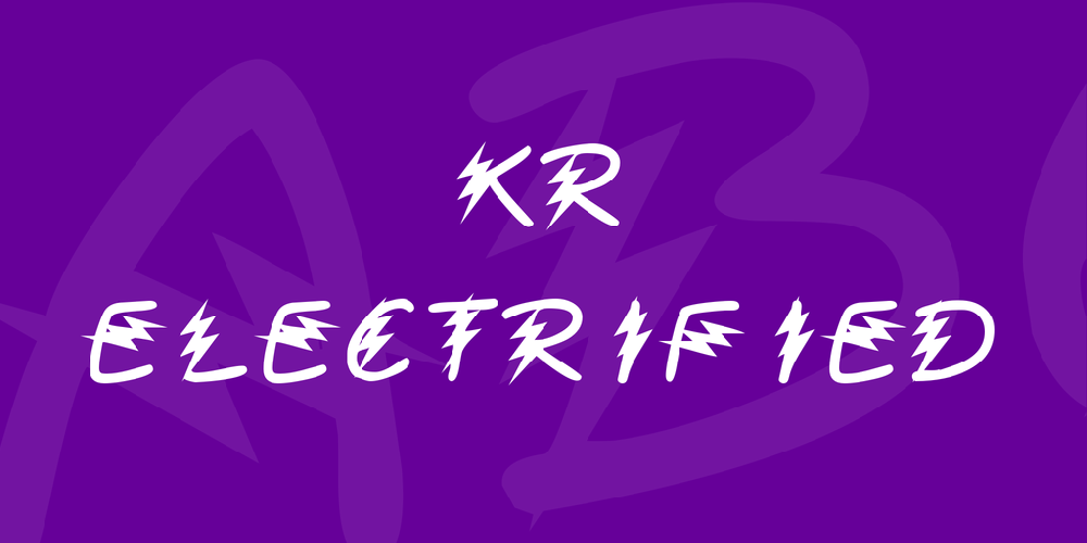 KR Electrified