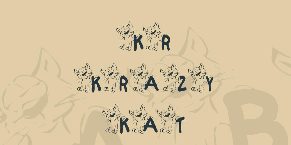KR Krazy Kat