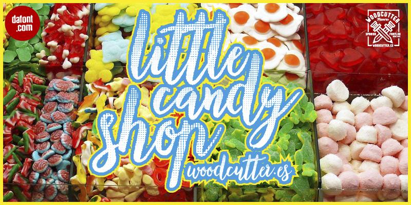 Download Little Candy Shop font | fontsme com