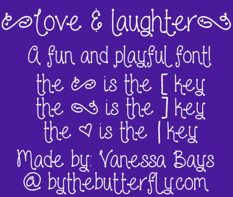 Love And Laughter