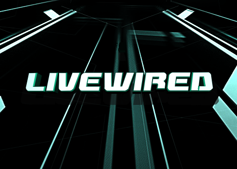 Livewired Outline Italic