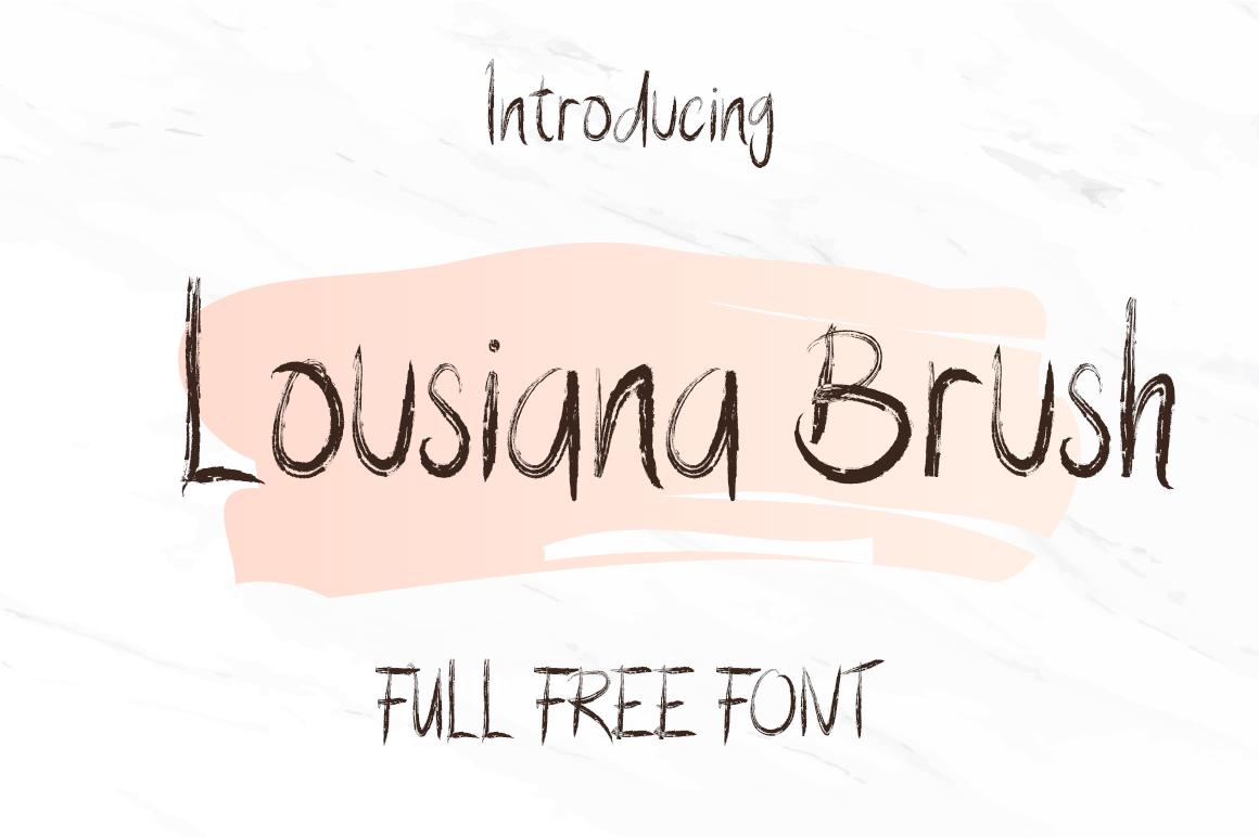 Lousiana Brush