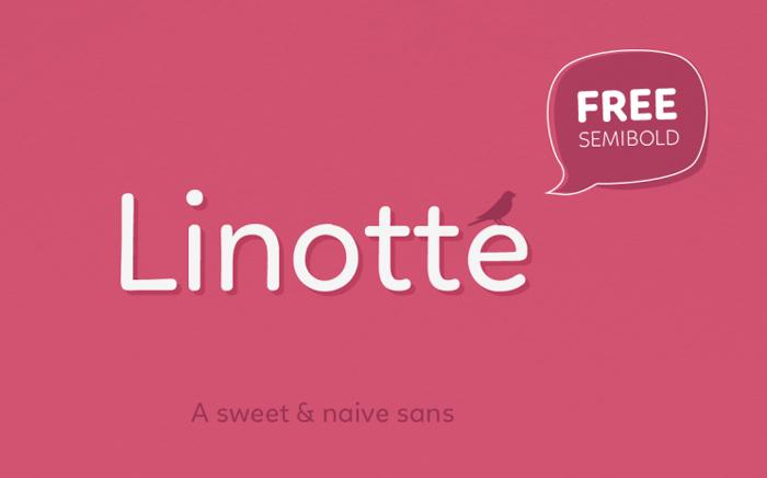Linotte-Bold