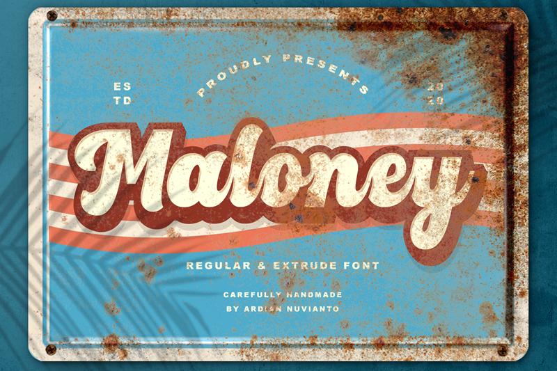 Maloney extrude