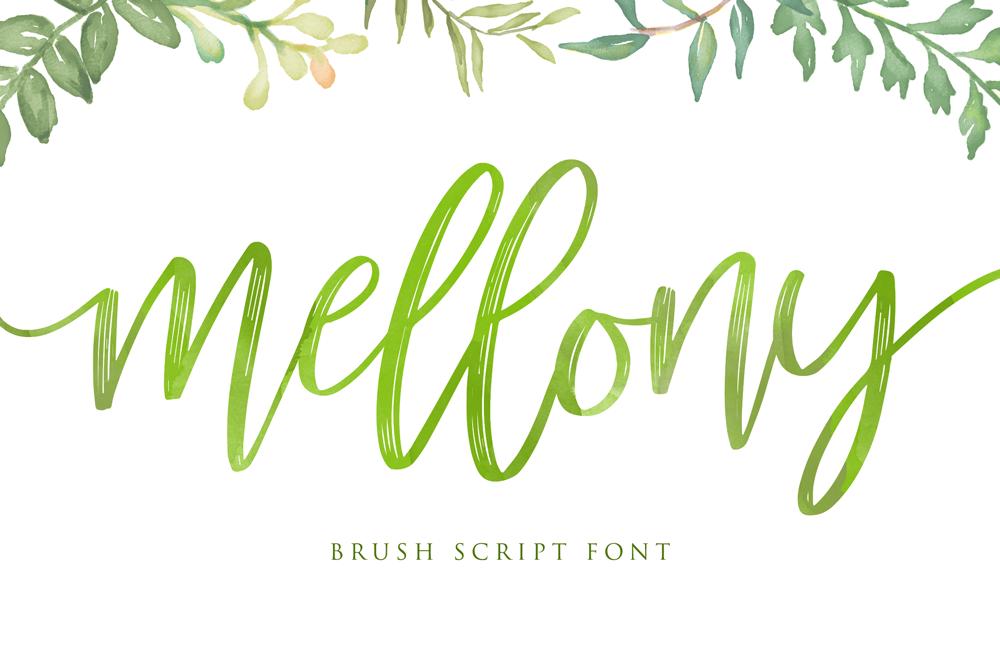 Mellony Dry Brush
