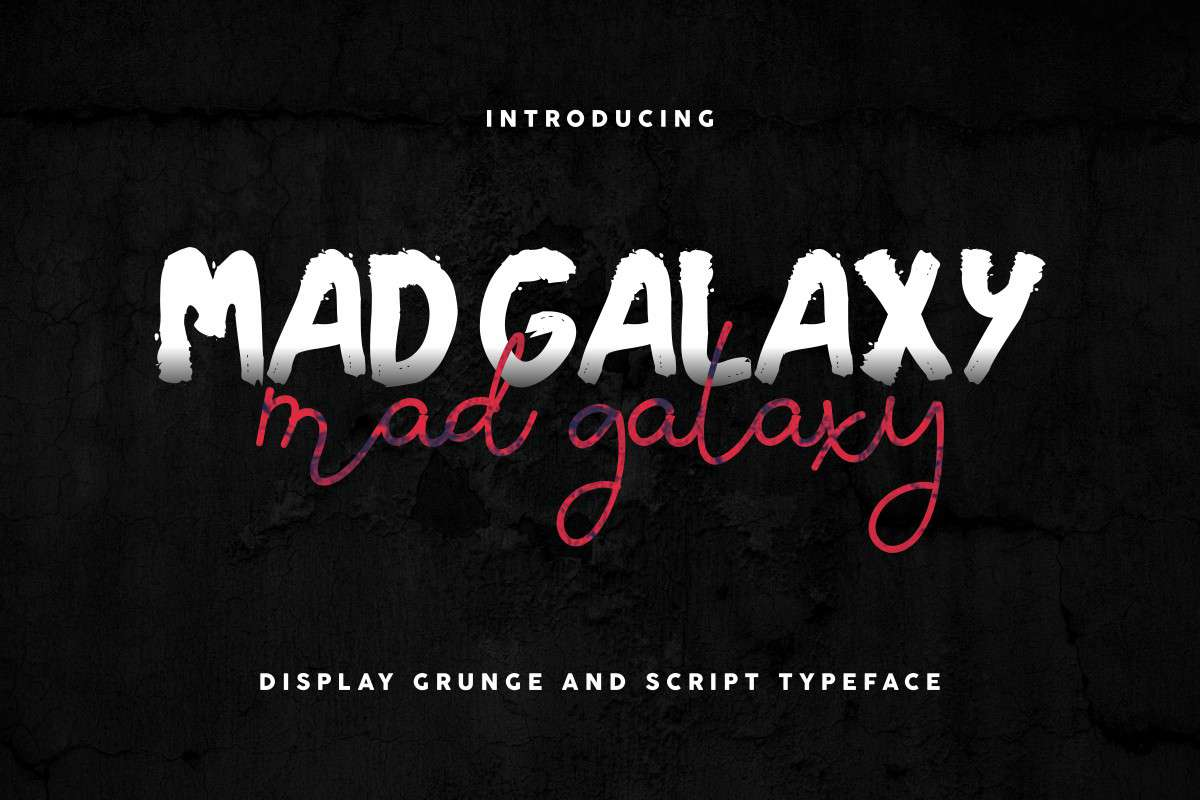 Mad Galaxy Demo