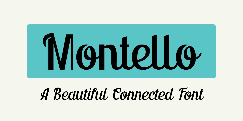 Montello DEMO