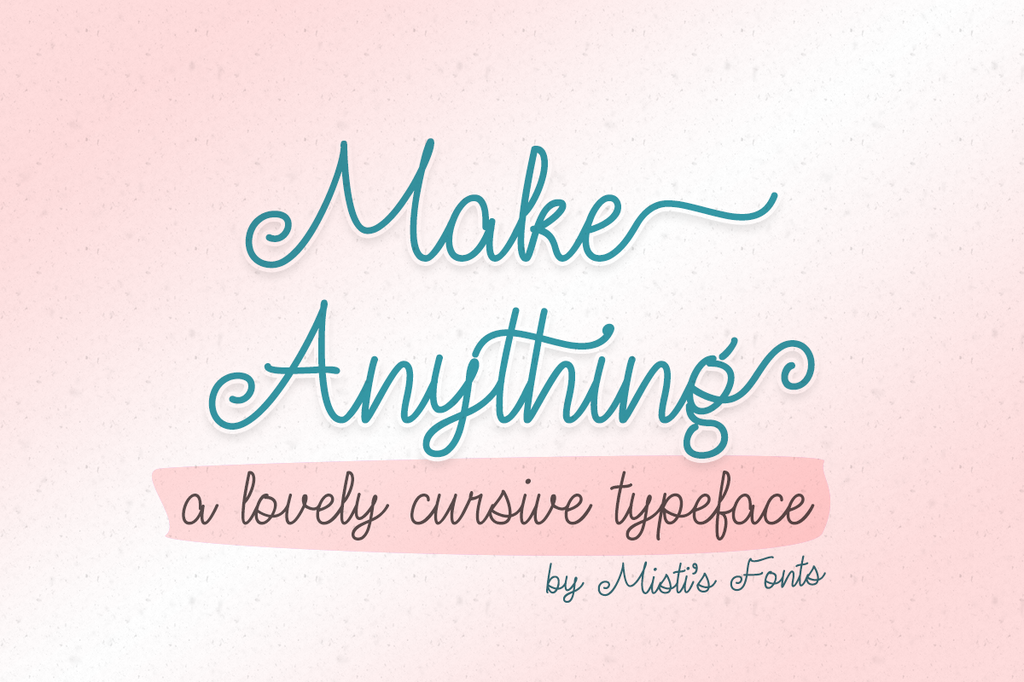 Make Anything