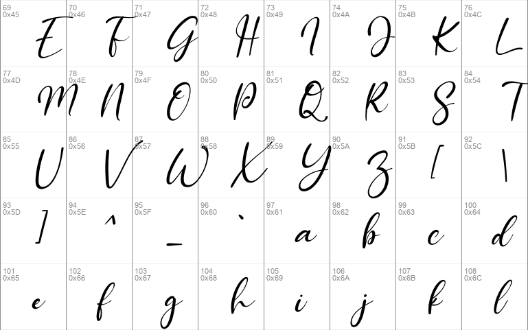 Mirrabella  Italic